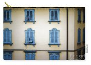 Florentine Shutters Carry-all Pouch