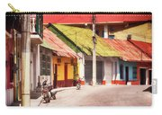 Flores Guatemala Carry-all Pouch