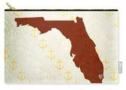 Florida Anchors Carry-all Pouch