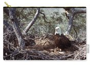 Florida: Bald Eagles, 1983 Carry-all Pouch