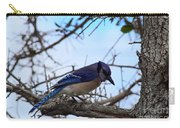 Florida Blue Jay Carry-all Pouch