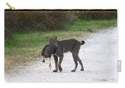 Florida Bobcat Catches An Evening Snack Carry-all Pouch