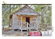 Florida Cracker Church And School House Carry-all Pouch