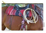 Florida Cracker Cow Whip Carry-all Pouch