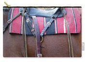Florida Cracker Saddle Carry-all Pouch