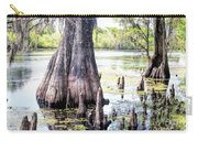 Florida Cypress, Hillsborough River, Fl Carry-all Pouch