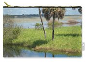 Florida Essence - The Myakka River Carry-all Pouch