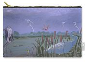 Florida Everglades Thunderstorm Carry-all Pouch