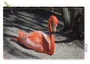 Florida Flamingo Carry-all Pouch