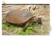 Florida Gopher Tortoise Carry-all Pouch