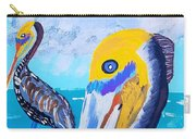 Florida Gulf Coast Pelicans  Carry-all Pouch
