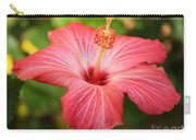 Florida Hibiscus Carry-all Pouch