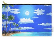 Florida Keys Moon Rise Carry-all Pouch