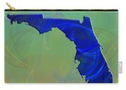 Florida Map Carry-all Pouch