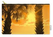 Florida Orange Carry-all Pouch