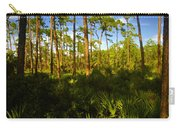 Florida Pine Forest Carry-all Pouch