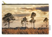 Florida Pine Landscape By H H Photography Of Florida Carry-all Pouch