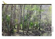 Florida Riverbank  Carry-all Pouch