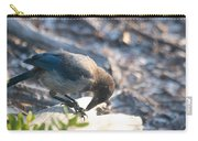 Florida Scrub Jay Breakfast Time Carry-all Pouch