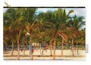 Florida Style Volleyball Carry-all Pouch