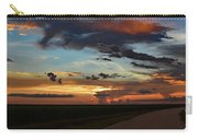 Florida Sunset Winding Road 2 Carry-all Pouch