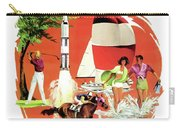 Florida, Vintage Travel Poster Carry-all Pouch