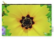 Florida - Yellow - Wildflower Carry-all Pouch