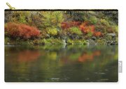 Flow Of Autumn Carry-all Pouch
