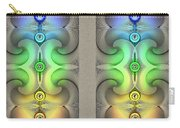 Flow - Stereogram Carry-all Pouch