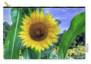Flower # 38 Carry-all Pouch