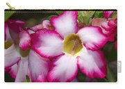 Flower 12 Pink White Yellow Carry-all Pouch