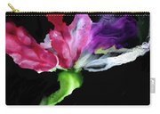 Flower In The Dark 3 Carry-all Pouch