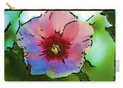 Flower 8-15-09 Carry-all Pouch