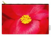 Flower 8 Carry-all Pouch