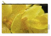 Flower, A Soul Blossoming In Nature Carry-all Pouch
