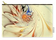 Flower Abstract Light Carry-all Pouch