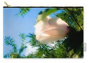 Flower Against The Sky Carry-all Pouch
