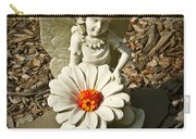 Flower Angel Carry-all Pouch