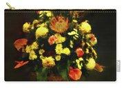 Flower Arrangement Carry-all Pouch