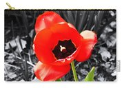 Flower As Art Carry-all Pouch