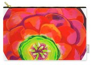 Flower Blossom Carry-all Pouch