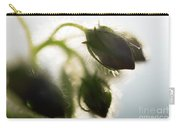 Flower Buds Abstract Carry-all Pouch
