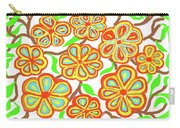 Flower Carnival Carry-all Pouch