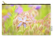 Flower Carpet Carry-all Pouch
