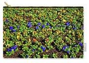 Flower Carpet. Sochi Arboretum. Carry-all Pouch