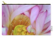 Flower Center Carry-all Pouch
