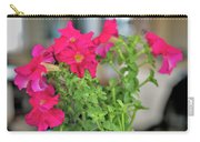 Flower Decoration Carry-all Pouch