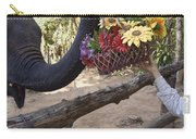 Flower Delivery By Trunk Carry-all Pouch