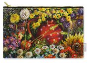 Flower Extravaganza Carry-all Pouch