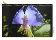 Flower Face Carry-all Pouch